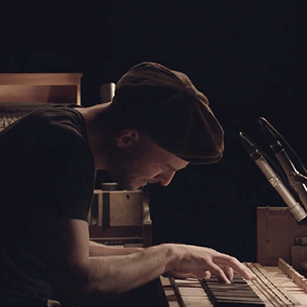 Nils Frahm « Fundamental Values » (Live)
